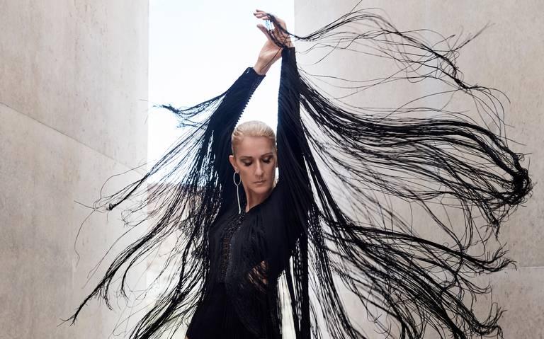 Céline Dion regresa a la música tras cinco años de ausencia