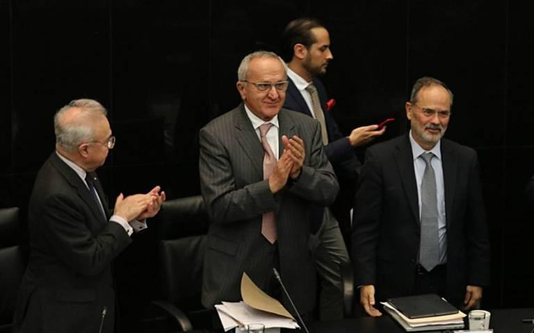 Comisiones del Senado aprueban protocolo modificatorio del T-MEC