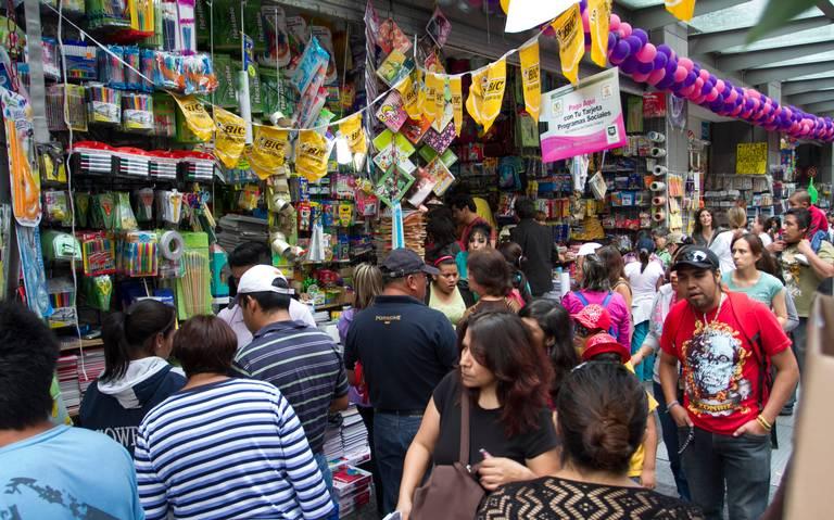 Ventas minoristas en México registran en octubre su mayor caída en el año