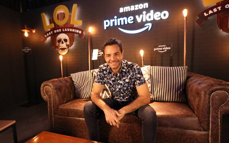 Eugenio Derbez presenta la segunda temporada de LOL: Last one laughing