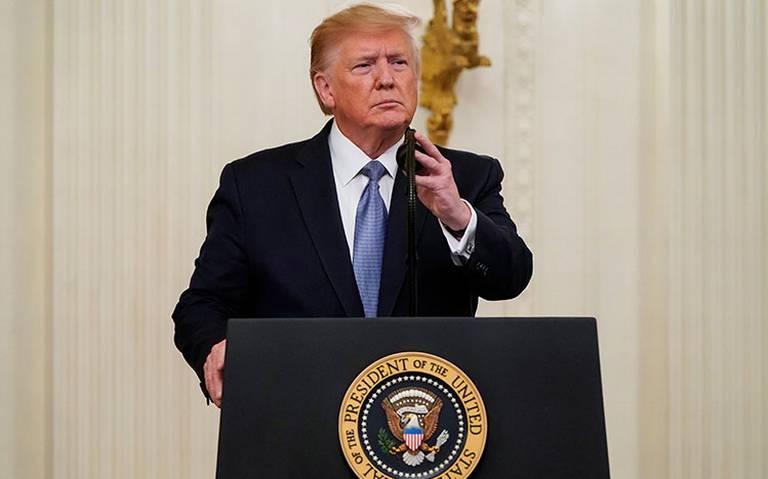 Trump amenaza con imponer aranceles a Brasil y Argentina