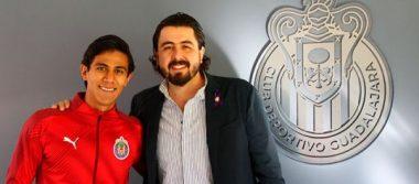Oficial: José Juan Macías, nuevo jugador de Chivas