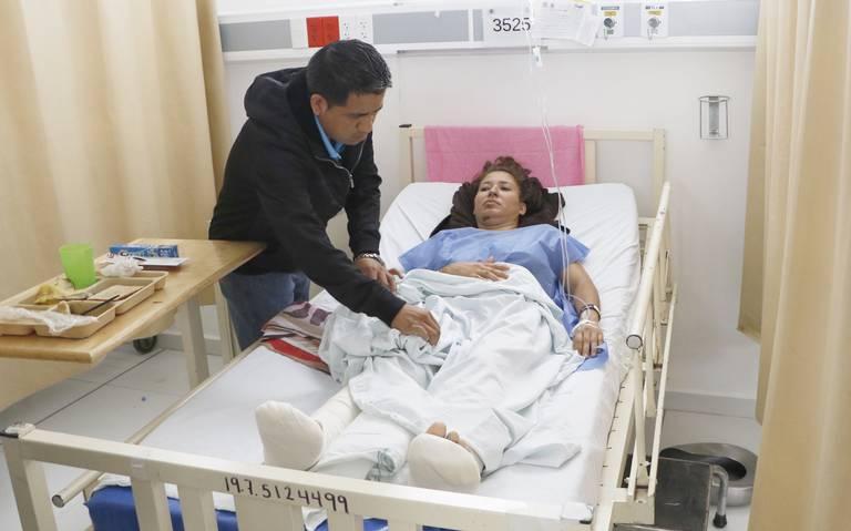 Ignora la SSa alto riesgo de contagio en hospitales