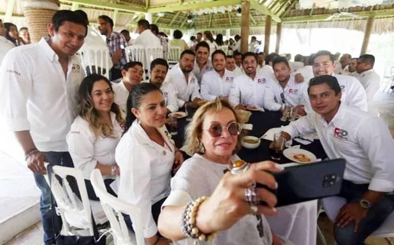 Partido de Elba Esther recibiría 41.5 millones de pesos