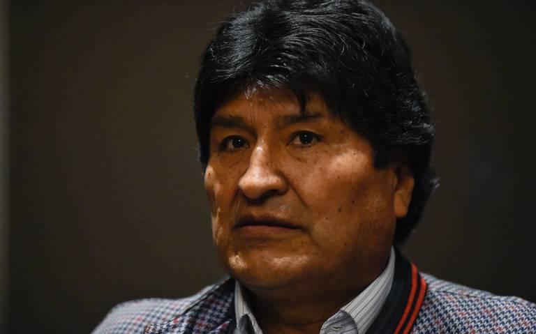 Evo Morales defiende a AMLO de insultos del expresidente de Bolivia