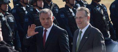 SSPC realiza depuración de funcionarios coludidos con García Luna