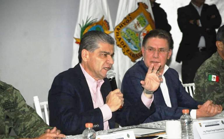 Gobernadores buscan blindar región noreste