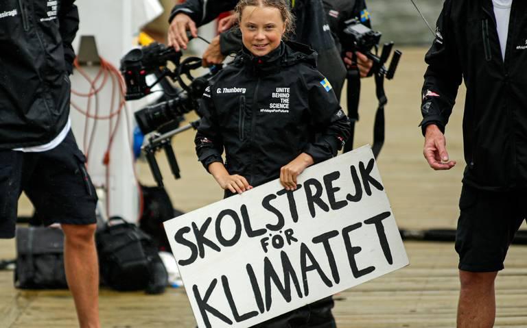 Greta Thunberg, la víctima en la COP25 de Madrid