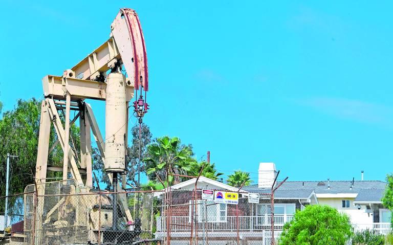 Los Ángeles: palmeras, Hollywood… ¿y pozos petroleros?