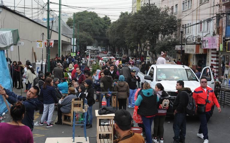 """""""Es un mal regalo, perdimos todo"""", dicen locatarios del mercado San Cosme"""