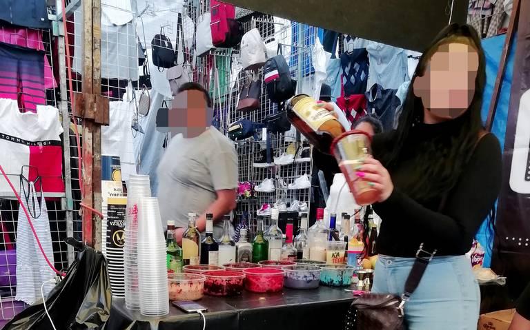 Chelerías ilegales continúan operando en Lagunilla