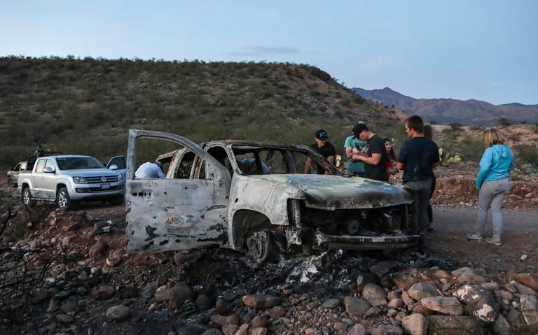 FGR atrae en su totalidad caso sobre ataque a familia LeBarón