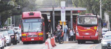 A toda velocidad realizan obras de Línea 2 del Metrobús