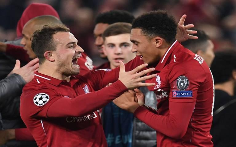 Liverpool golea al Leicester en la Premier League