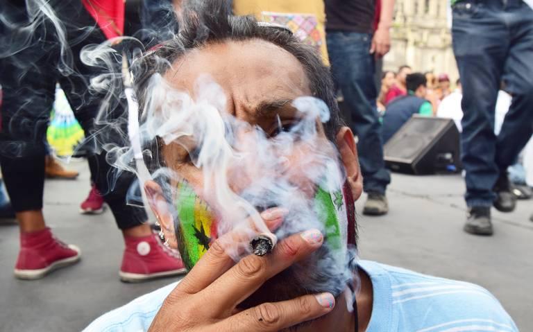 Recurren enfermos a la marihuana sin regular