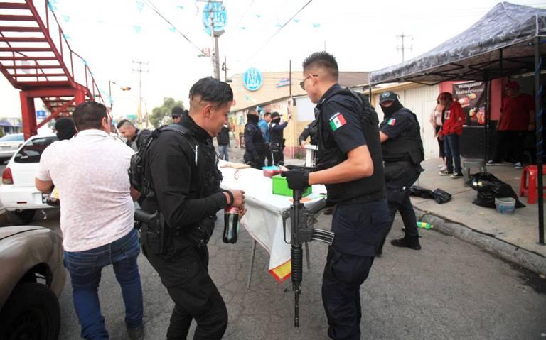 Prohíben venta de autopartes en tianguis de Ecatepec