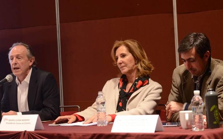 Tenemos la peor crisis de inseguridad en la historia: María Elena Morera