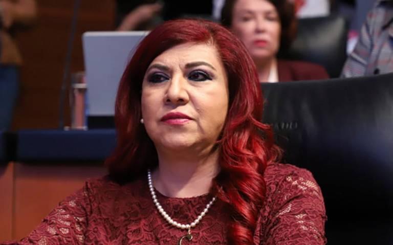 Senadora de Morena defiende su iniciativa: Iglesias ayudarían a pacificar al país