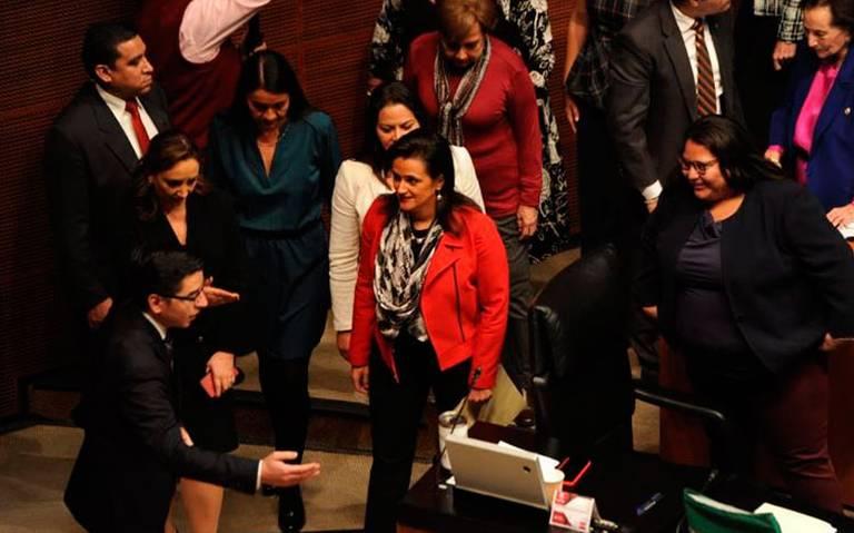 Margarita Rios-Farjat, nueva ministra de la SCJN