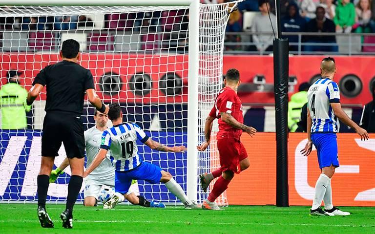 En el último minuto, Liverpool vence a Monterrey