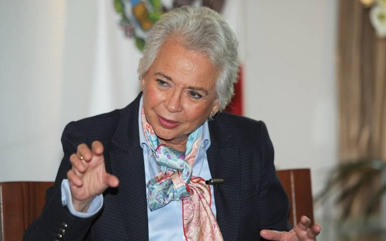 La estrategia de seguridad no tendrá éxito sin gobernadores: Sánchez Cordero