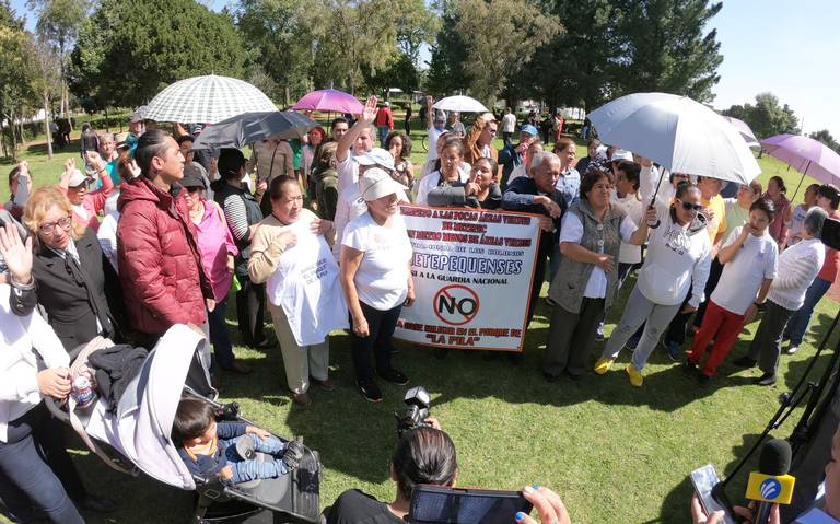 Buscan alternativas para base de Guardia Nacional en La Pilita