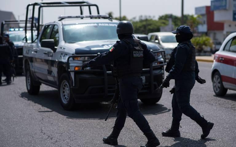 Dos policías de CDMX a disposición por delito sexual.