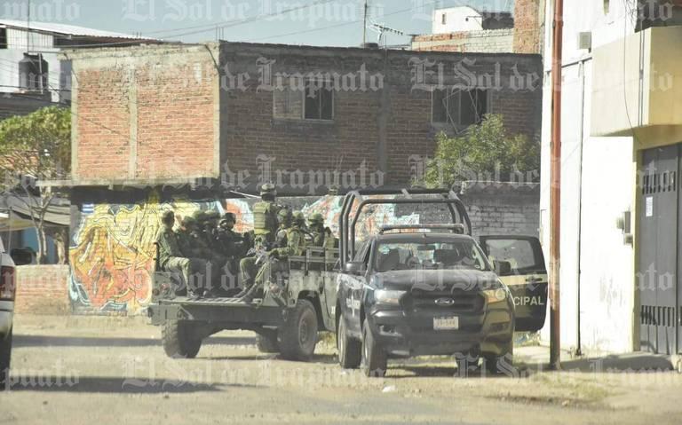 Comando irrumpe en anexo de Irapuato y priva de la libertad a internos
