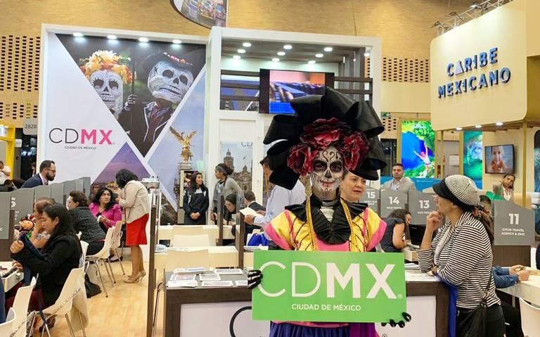 Gastan 127 mdp para promoción de la CDMX ante el mundo