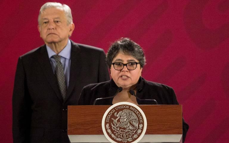 Designan a Raquel Buenrostro como nueva directora del SAT