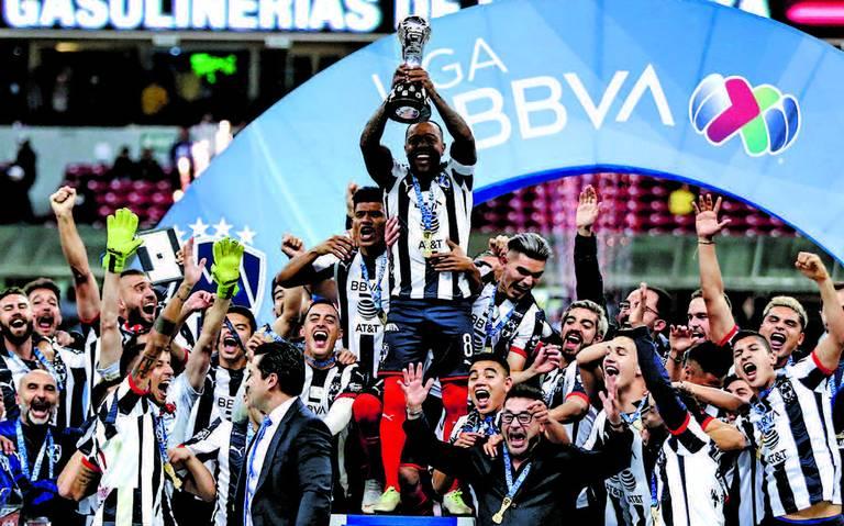 Monterrey sufrió, pero es un gran campeón