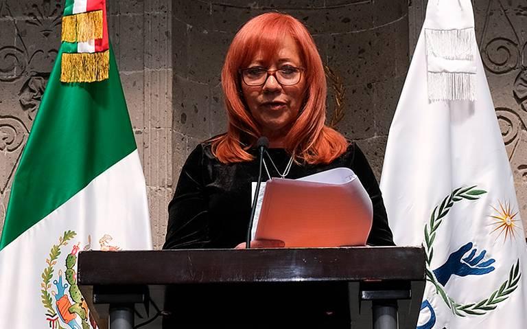 Admiten a trámite juicio de amparo contra elección de Rosario Piedra en CNDH