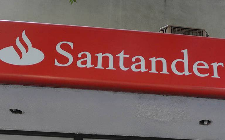 Vuelve a fallar app de Santander en quincena