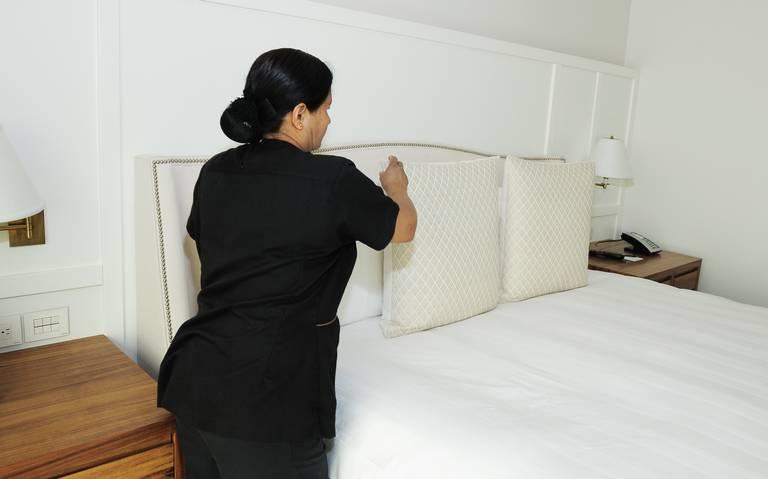 Buscan facilitar denuncias de trabajadoras del hogar por acoso sexual