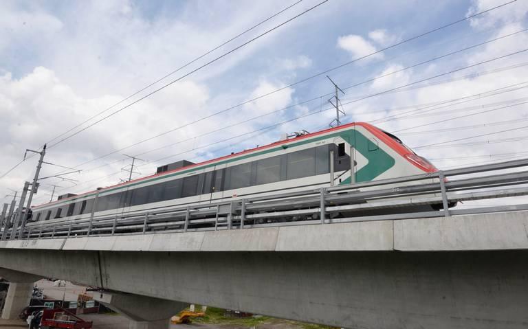 Reviven infraestructura ferroviaria para Edomex