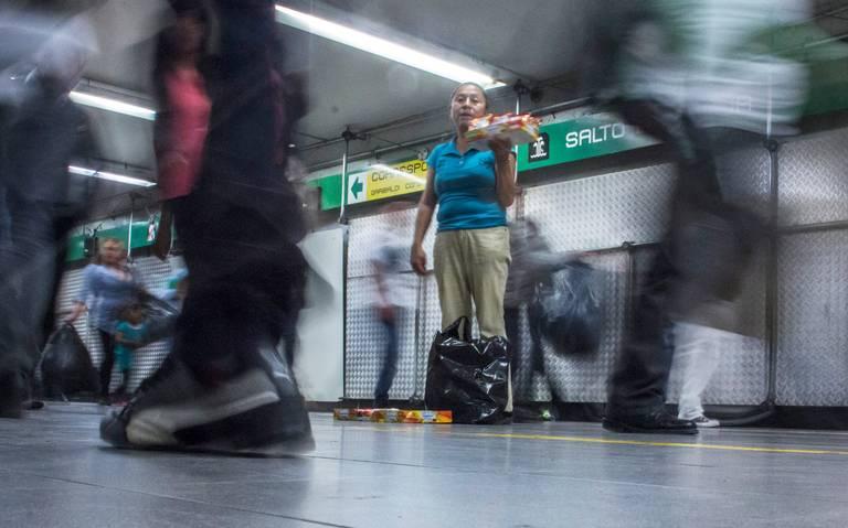 Adeudan vagoneros 7.6 mdp al Metro