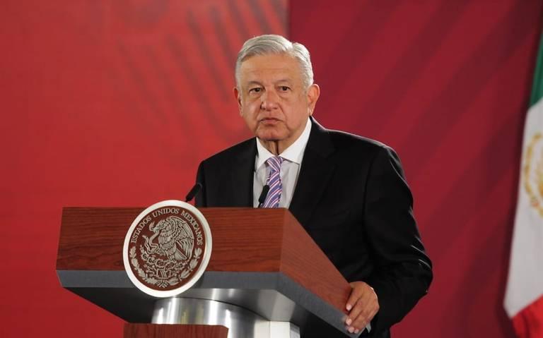 """AMLO insiste a Pelosi a aprobar el T-MEC porque México """"ya cumplió"""""""