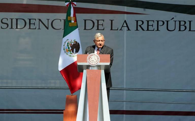 AMLO celebra un año de trabajo sin descanso desde el Zócalo