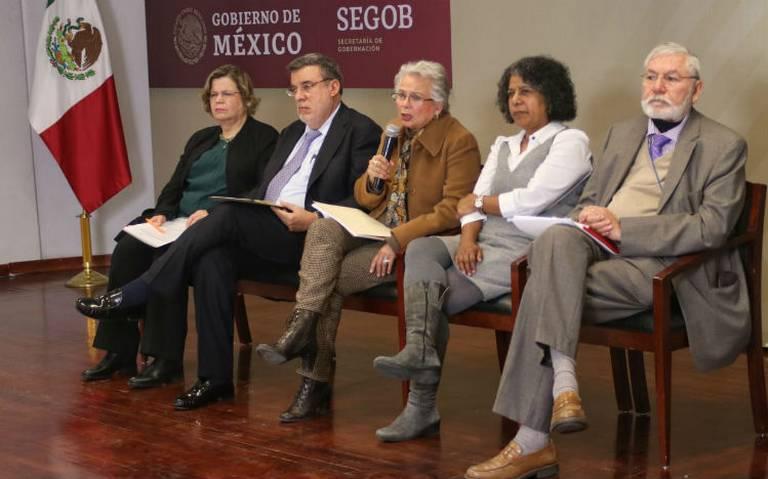 Con Ley de Amnistía, más de 6 mil personas obtendrán su libertad: Sánchez Cordero