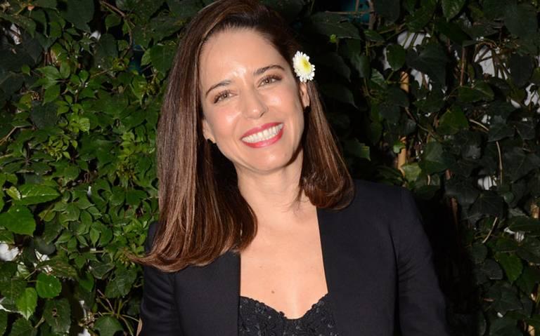 Ana Claudia Talancón apoya la lucha feminista