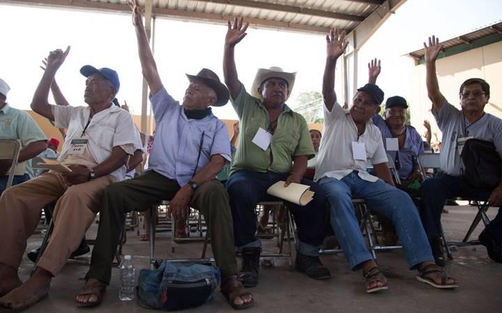 """Más de 93 mil mexicanos dan el """"sí"""" al Tren Maya"""
