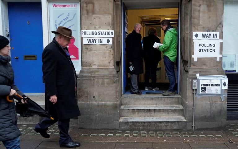 Británicos votan hoy para determinar quien resolverá el Brexit