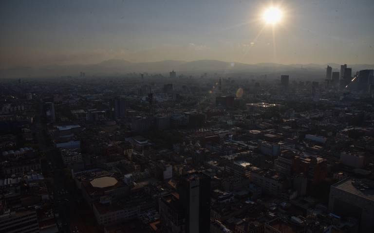 Calidad del aire mejora en el Valle de México, CAMe suspende medidas regionales