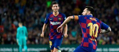 Messi, descartado ante el Inter