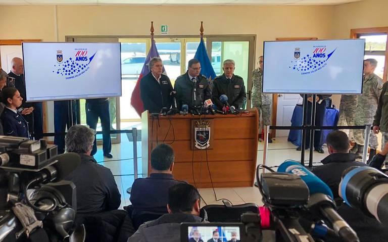 Avión desaparecido cayó al mar y no hay sobrevivientes, confirma Chile