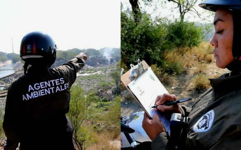 Crean en Escobedo, Nuevo León la primera policía ambiental