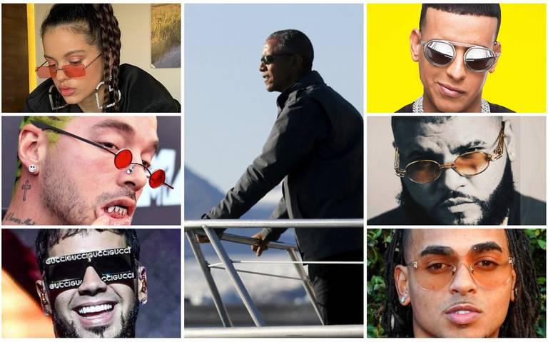 Reggaeton suena en los géneros favoritos de Obama de 2019