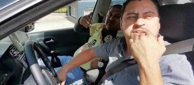 """[Video] """"Nalgona"""", así acosan conductores ebrios a mujeres ciclistas y los exhiben en redes"""