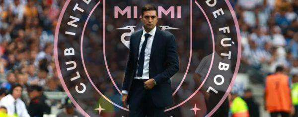 Diego Alonso llega al Inter de Miami