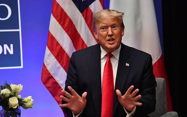 """""""Tras nominación Republicana, Trump acusa de fraude a los demócratas"""""""